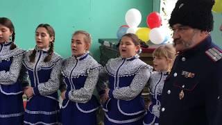 Ратные состязания Пластун 2018 по фланкировке шашкой!