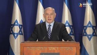 Israel: Premierul Netanyahu anunţă carantină totală în perioada sărbătoririi Paştelui evreiesc