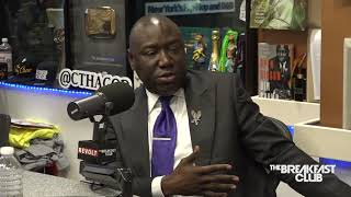 "Attorney Benjamin Crump Discusses Hypocrisy Of The Judicial System In His New Book ""Open Season"""