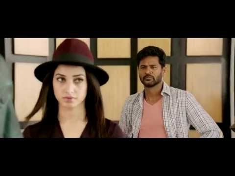 Abhinetri Theatrical Trailer