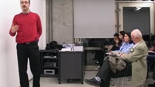 SEÇBİR Konuşmaları 10: Ohannes Kılıçdağı – Türkiyeli Ermenilerin Erime Noktası: Eğitim – 22.11.2011