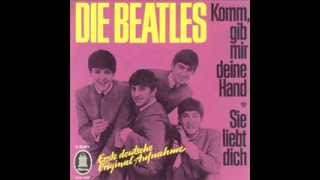 Sie Liebt Dich take 10 - The Beatles SMILE on DICh !