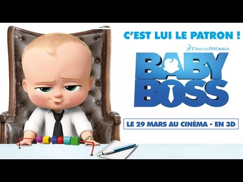 Baby Boss Twentieth Century Fox France / DreamWorks Animation
