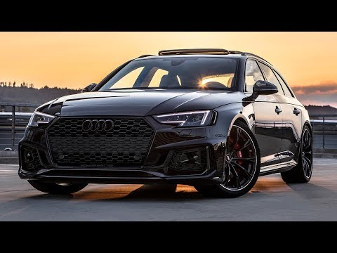 BEST LOOKING RS4 EVER? - THE 530HP AUDI RS4-R AVANT - All black everything (Optics, wheels etc)