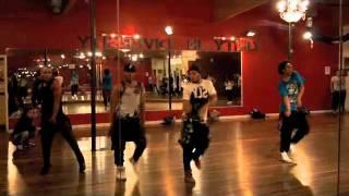 """Karon Lynn Chris Brown """"Paper Sisscor Rock"""""""