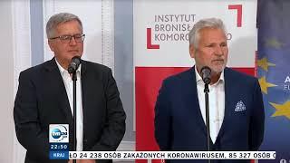 Kwaśniewski masakruje Dudę!