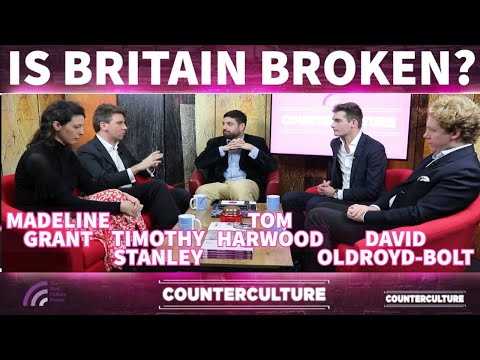 NCF CounterCulture: What Has Brexit Revealed About Britain? Has it broken the UK & its Institutions?