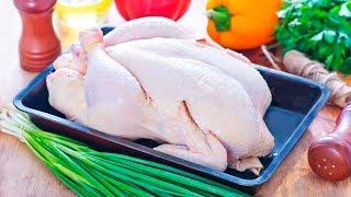 4 вкусных блюда из курицы. Рецепты от Всегда Вкусно!