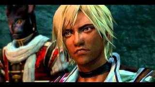 The Last Remnant 005 - Main Quest - Battle in Blackdale & Through The Chasm & Wagram And Fiery Idol