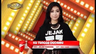 JEJAK KARISMA   KU TUNGGU DUDAMU [ OFFICIAL MUSIC VIDEO ] HOUSE MIX VER
