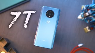 OnePlus 7T - Real Day In The Life Review!