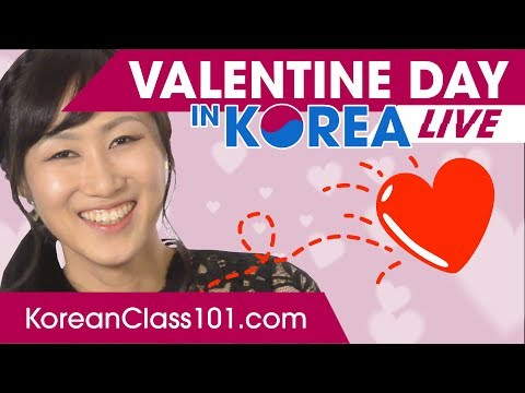 Valentine's Day Messages from K-Pop Stars | Learn Korean