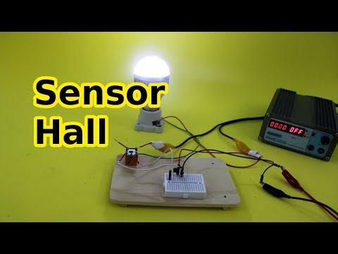 Sensor de Efecto Hall: Que es y cómo se Usa