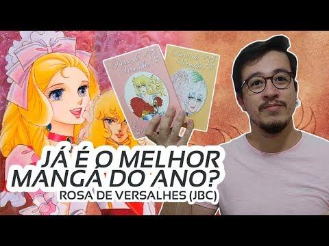 ROSA DE VERSALHES, como está a edição brasileira? | Review