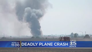 Menlo Park Man Owned Plane That Crashed Near Eclipse Site In Oregon