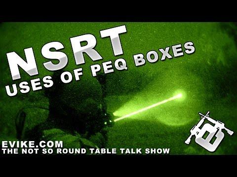 Real PEQ Boxes! - NSRT Ep.20 - Airsoft Evike.com