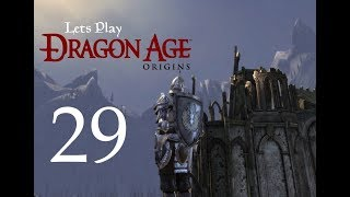 Let's Play DRAGON AGE Origins Ultimate Edition Modded Part 29 - Catching Bandits