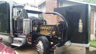 #1. Капитальный ремонт двигателя, Катерпиллер 3406Е / С15. Caterpillar 3406E / C15 Inframe overhaul.