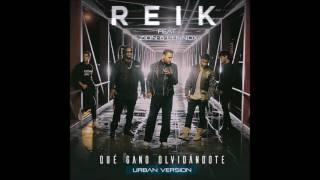 Reik  ft. Zion & Lennox - Qué Gano Olvidándote (Versión Urbana) remix 2016