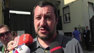 Trattativa Stato-mafia, Salvini: