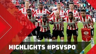 HIGHLIGHTS | PSV - Sporting Lissabon