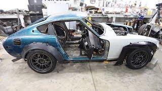 Testing New Wide Body Kits & Fitting The BMW M5 Dash!