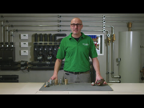 Come funziona una valvola di sfogo aria automatica?