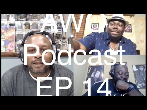 AWO Podcast: Episode 14 - Expect the Unexpected