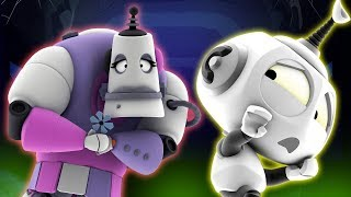 Shivers In Space | Preschool Learning Videos | Rob The Robot - Learning Videos For Children