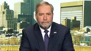 Mulcair: 'I don't think anybody was surprised' by Wernick resignation