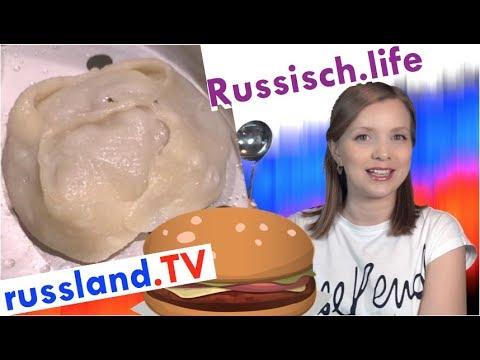 Russisch: Essen und Fraß! [Video]