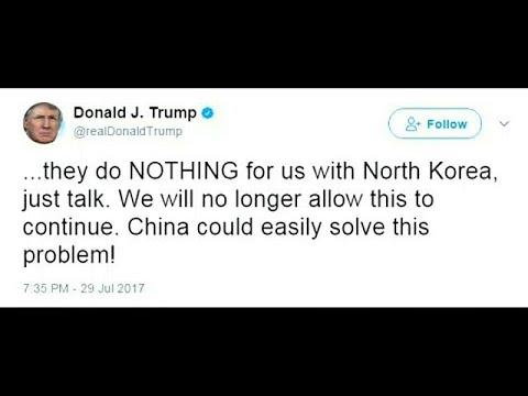 Επίθεση Τραμπ κατά της Κίνας
