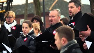 preview picture of video 'Obchody Święta Niepodległości. Michałowo 11 XI 2014'