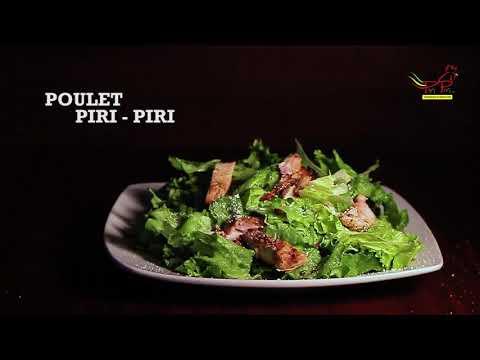 Capsule: La Salade César Piri Piri