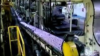Výroba nápojových plechovek