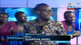 Guardian Angel treats his fans with a medley of his hits  - #theTrend