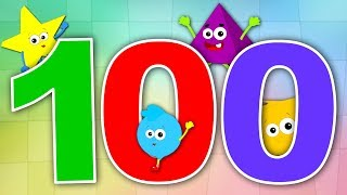 Numbers song 1 to 100 | Counting Numbers 123 | Preschool Videos For Kids