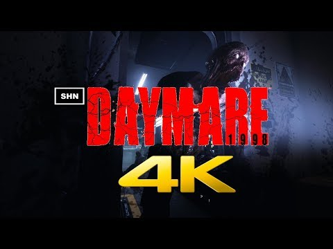 Daymare 1998 | Part 1 | 4K | Longplay Walkthrough Gameplay No Commentary