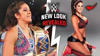 Bayley Reveals The DETAILS Of Her NEW WWE LOOK & Her Heel Turn - WWE Smackdown