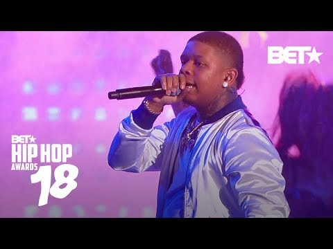 Yella Beezy Turns Up With Performance Of 'That's All Me' | Hip Hop Awards 2018 (видео)