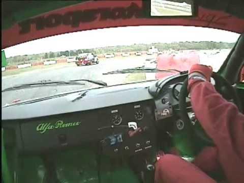 Snetterton 2008 – Matt Daly