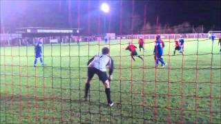 preview picture of video 'Harefield United v Dunstable Town - 20th Dec 2011'