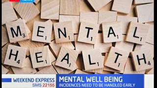 Weekend Express: Mental well being
