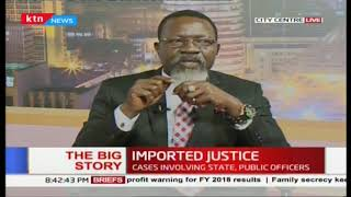 Imported Justice: Did DPP Haji follow the due process in single sourcing the prosecutor?|#TheBigStor