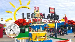 Legoland California! Nuestra Aventura En Legoland California