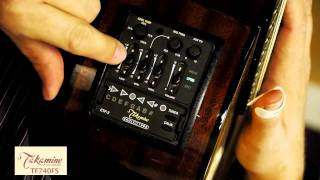 Takamine TF740FS Review And Demo Featuring Lance Allen