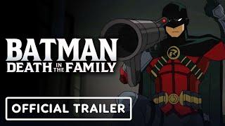 Batman: Death in the Family (2020) Video