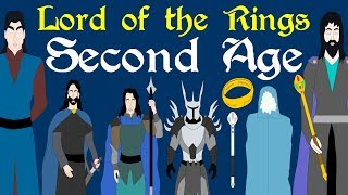 Lord of the Rings: Second Age (Complete)