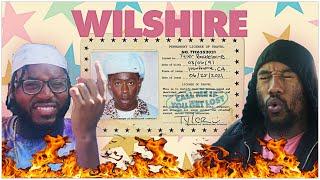 Best Song?   Tyler the Creator - Wilshire (REACTION)