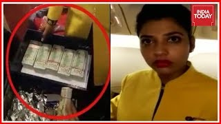 Rs 3.21 Cr In Foreign Currency Recovered From Air Hostess At Delhi Airport